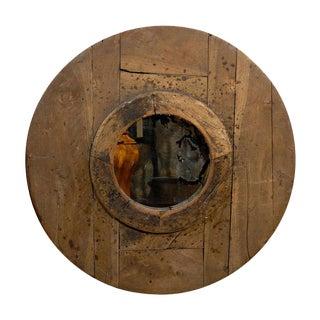 Italian Wooden Mirror
