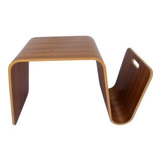Ply Magazine Holder Table
