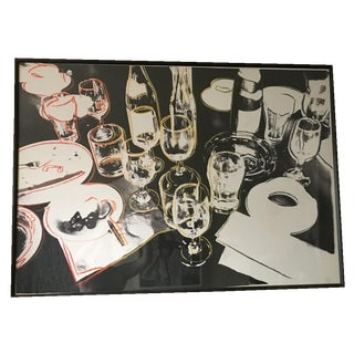 Andy Warhol Gallery Framed Print - After the Party