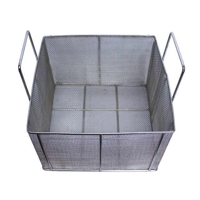 Industrial Mesh Basket - Image 3 of 3