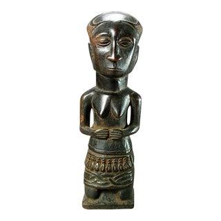 Kuba Wooden Sculpture of a Woman