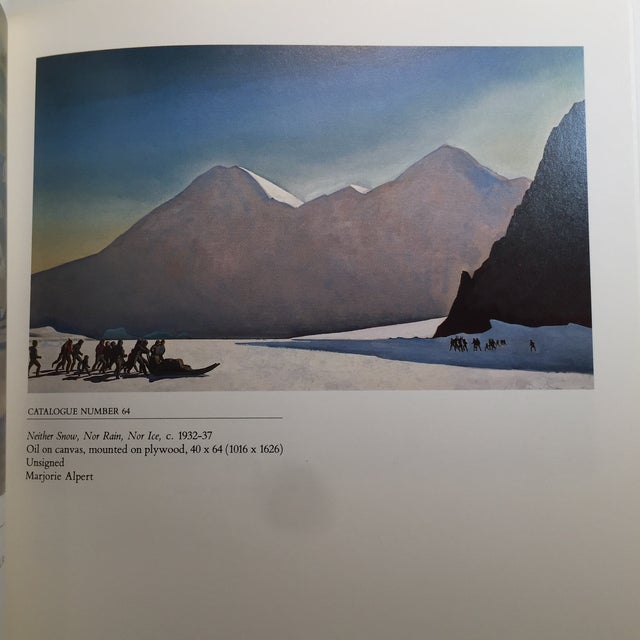 1985 The Paintings of Rockwell Kent Book - Image 11 of 11