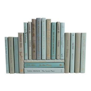 Modern Muted Books - Set of 20
