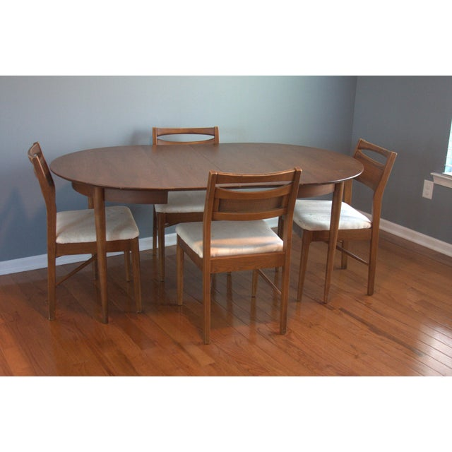 American of Martinsville Mid-Century Dining Set - Image 2 of 6