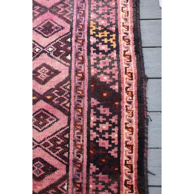 "Image of Antique Persian Bidjar Rug - 5'2"" X 8'2"""