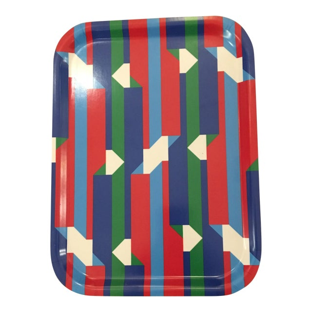 Pop Art Serving Tray - Image 1 of 5