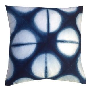 Rouf Shibori Pillow