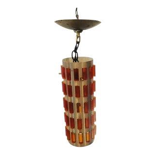 EJS Cylindrical Pendant Ligh