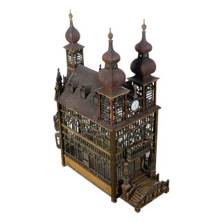 Original Victorian Bird Cage- Circa 1880s