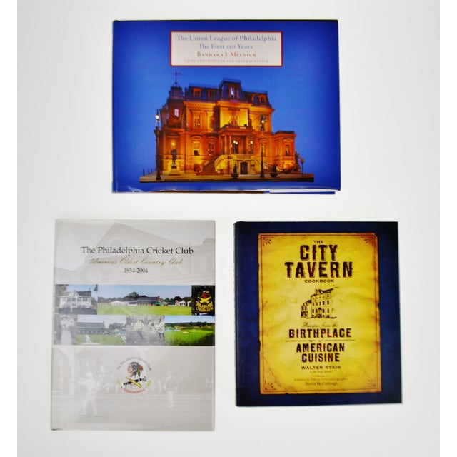 Collection of 3 Philadelphia History Coffee Table Books - Image 2 of 11