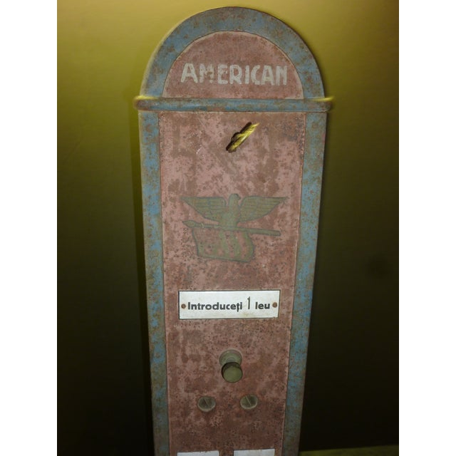 Bombon And Chocolate Pre-War Vending Machine - Image 4 of 5