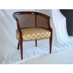 Image of Hickory Cane Back Tub Chair
