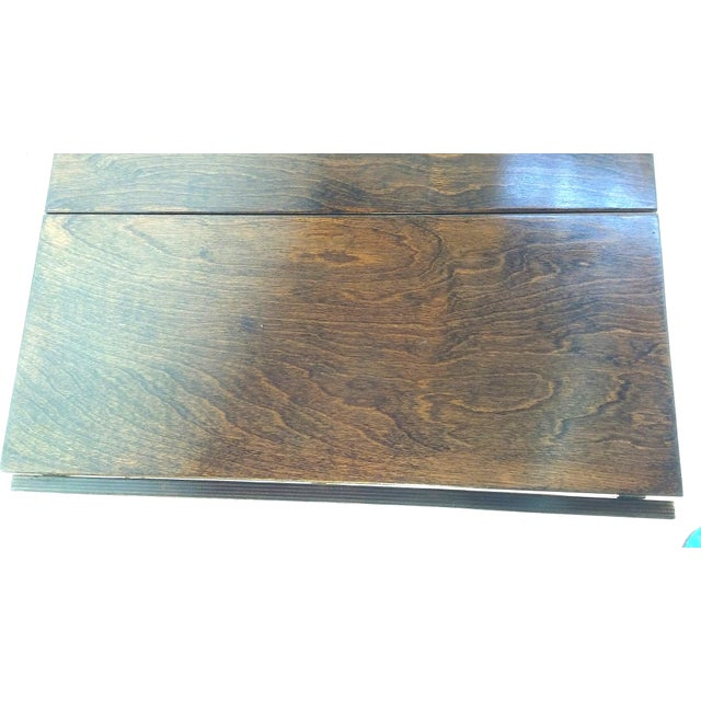 Image of Mid Century Modern Gateleg Table
