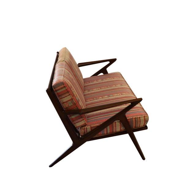 Poul Jensen Original Z Lounge Sofa Selig Danish Mid Century - Image 6 of 10