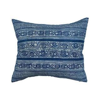 Batik Textile Pillow