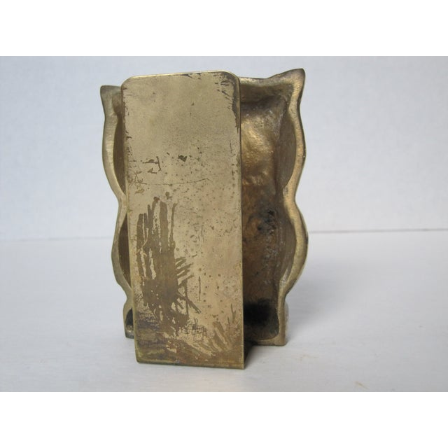 Brass Owl Letter Holder - Image 4 of 5