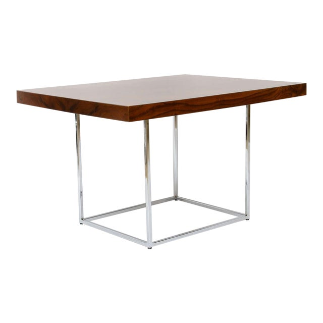 Image of Milo Baughman Rosewood Coffee/Side Table