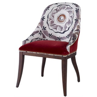 Kravet Castille Upholstered Side Chair