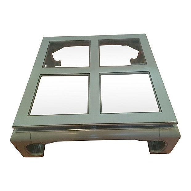 Asian Mont-Style Coffee Table - Image 3 of 3