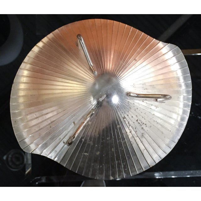 Image of Mid-Century Silver Candy Dish