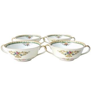 Noritake Avalon Soup Bowls - Set of 4