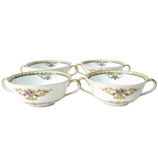 Noritake Avalon Soup Bowls - Set of 4