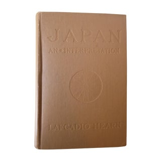 Japan: An Attempt at Interpretation, Hearn, 1920