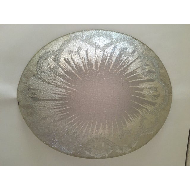 Mid Century Modern Dorothy Thorpe Curved Platter Chairish