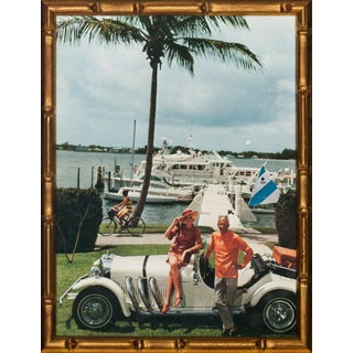 Slim Aarons Palm Beach Yacht Club Photo Print