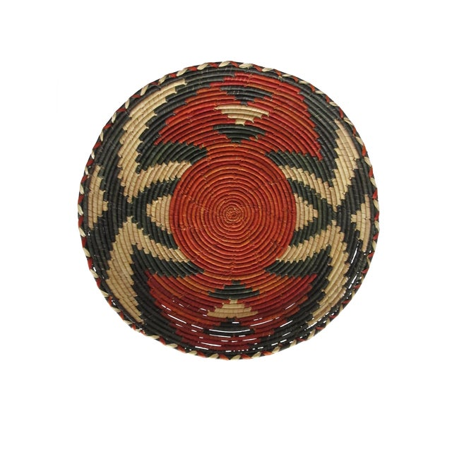 Native American Basket - Image 1 of 6