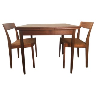 Svegard Markaryd Mid-Century Teak Dining Set