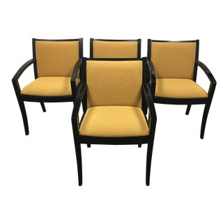 Arcadia Hogue Arm Chairs - Set of 4