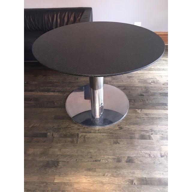 Image of Modern Granite Dining Table