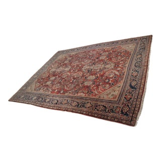 Persian Sultanabad Rug - 10′6″ × 14′
