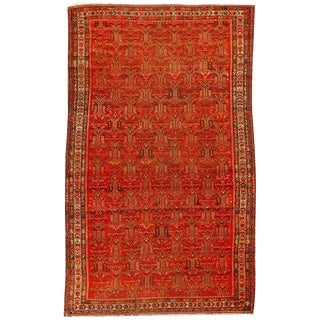 Antique Late 19th Century Persian Malaya Rug
