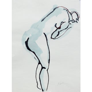 Martha Holden Contemporary Ink Drawing