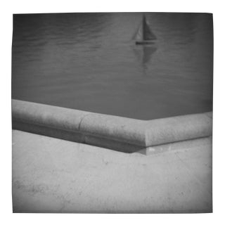 'Corner of the Pond' Vintage Toy Camera Image