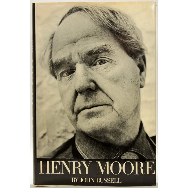 Henry Moore, First Edition Book - Image 2 of 8