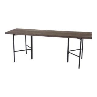 Van Keppel Green Refectory Table