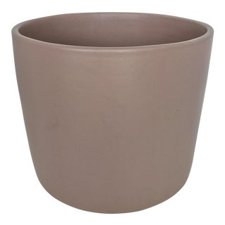 Vintage Modern Pink Gainey Planter