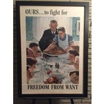 Image of Four Freedoms Posters by Norman Rockwell