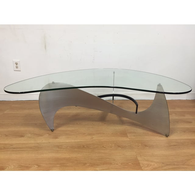 Steel & Glass Coffee Table - Image 2 of 10