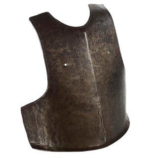 16th Century One Piece Italian Armor Breastplate