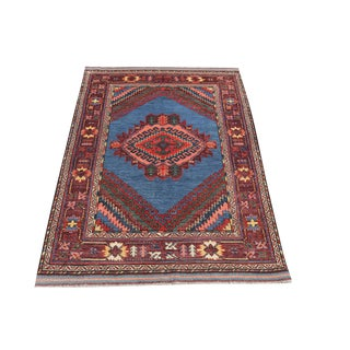 Multicolored Traditional Rug