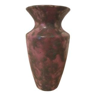 Burley Winter Pink & Green Vase