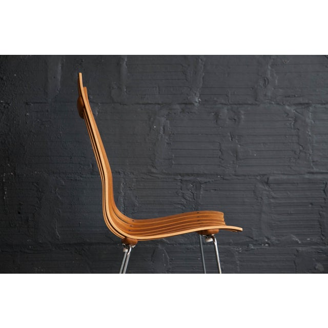 Hans Brattrud Scandia Chairs - Pair - Image 5 of 9