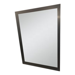 Black Framed Floor Mirror