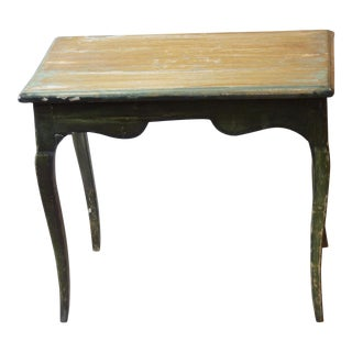 18th C. French Painted Table