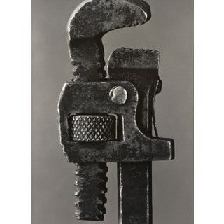 Eric Axene Industrial Silver Print - Wrench no.2