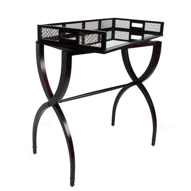 Image of Barbara Barry for Baker Tray Console Table